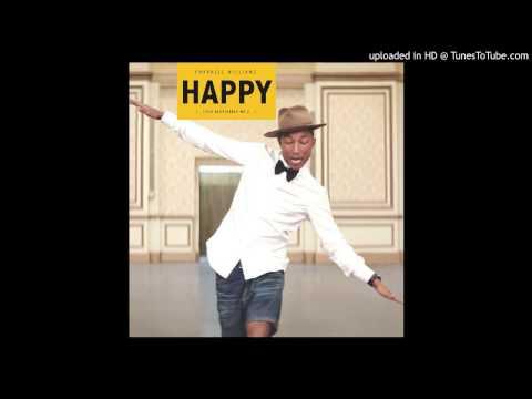 Bài hát Happy với lời - Pharrell Williams