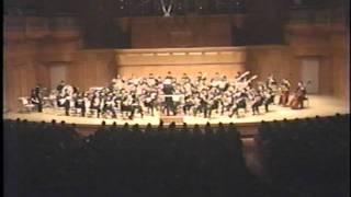 舞踊風組曲第2番(久保田孝) ARSNOVA Mandolin Orchestra 2001年3月「DREAM!」