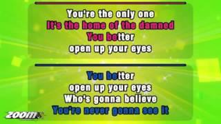 Karaoke Loving You's a Dirty Job - Bonnie Tyler, Todd Rundgren, Jim Steinman