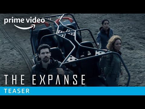 The Expanse Season 4 - Official Teaser | Prime Video