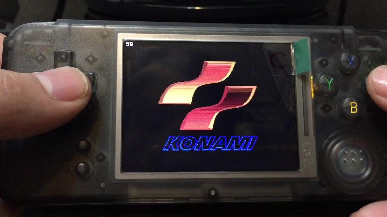 Play PC-Engine CDROM Game
