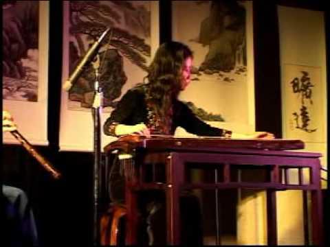 Chinese music Guqin 王菲古琴 平沙落雁  Wang Fei  meditation relaxation Zen