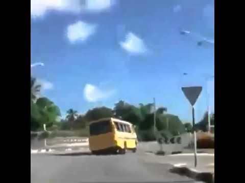Bashment Bus Barbados