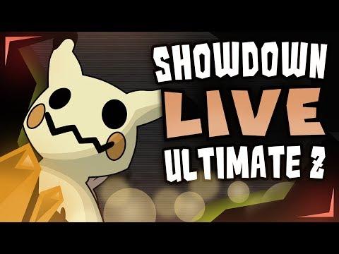 I HATE BUGS: Pokemon Sun and Moon Showdown Live! w/ Creeps
