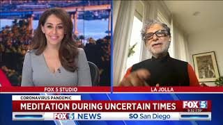 Deepak Chopra on Fox 5 Morning News, San Diego - KSWB