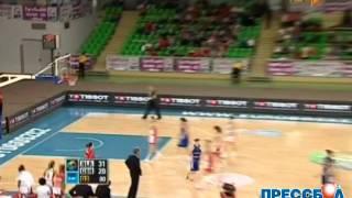 Баскетол. ЧЕ 2011.  Беларусь - Великобритания
