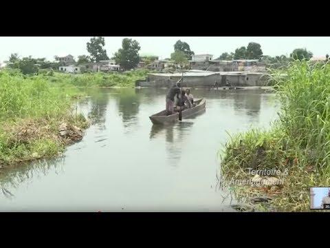 TERRAM 28 Chantier drainage pluvial de Brazzaville