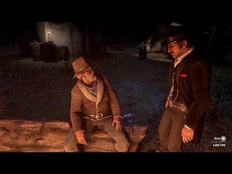Uncle calls out Dutch to his Face / Hidden Dialogue / Red Dead Redemption 2 thumbnail