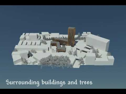3D Vis Breakdown - Broadcasting Place, Leeds (2012)