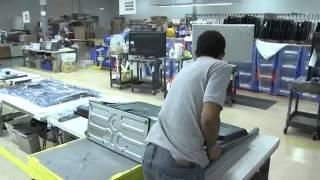 201310 Samsung TV Refurbish Process