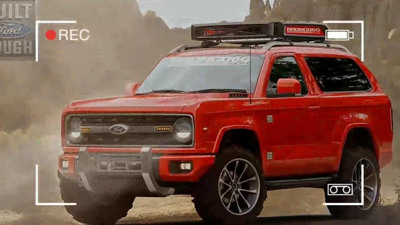 ford bronco 2020 price. 2020 Ford Bronco Price