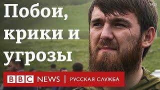 Как родственник Рамзана Кадырова бил жителей Грозного