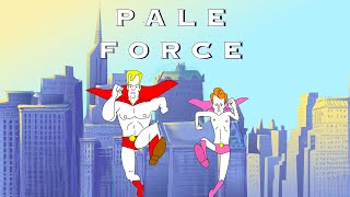 """Pale Force""  - Jim Gaffigan Animated Short (Feat. Conan Obrien) Episode 1 & 2"