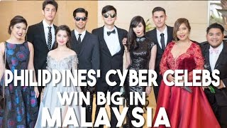Filipino Social Media Stars Take Over Malaysia (ft. Donny Pangilinan, Janina Vela, Lloyd Cadena)