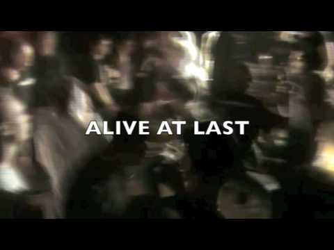ALIVE AT LAST - ANCHORS AWEIGH - ONLINE RELEASE TRAILER