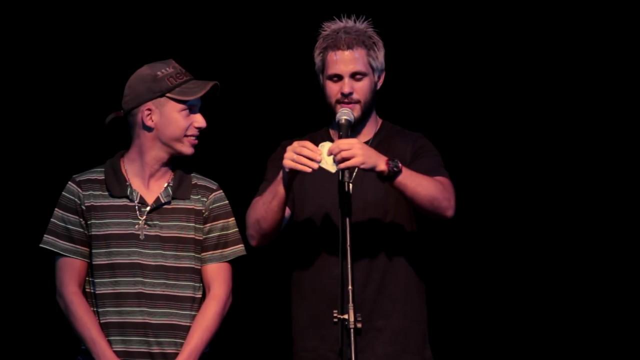 Download RASGANDO DINHEIRO - Stand-up Magic - Caio Martins
