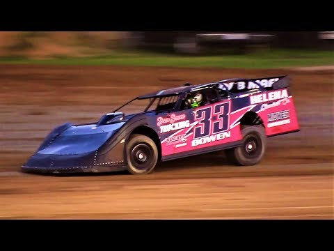 9-8-18 Late Model Heat 3 Merritt Speedway