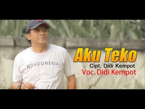Didi Kempot - Aku Teko (Official Music Video) New Release 2018