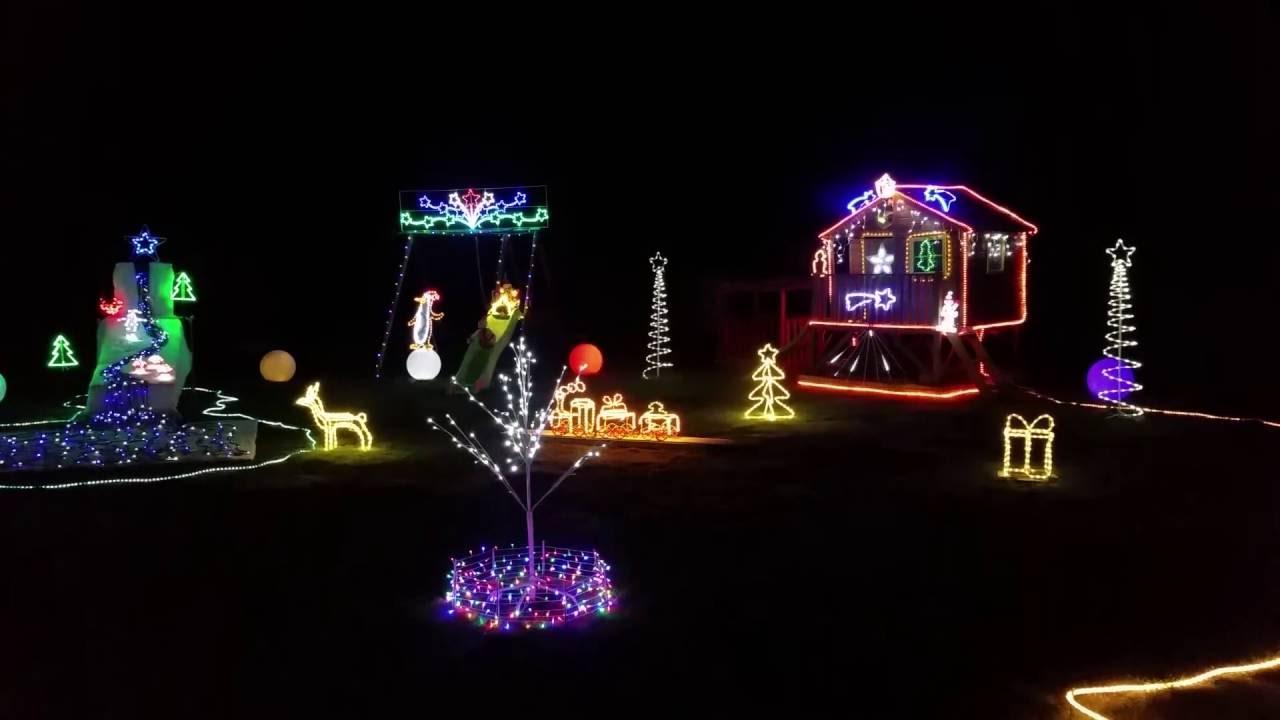 La Plus Belle Maison Illuminee A Fronton Noel 2016