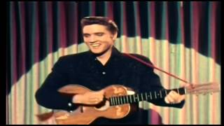 Musicless Musicvideo / ELVIS PRESLEY - Blue Suede Shoes
