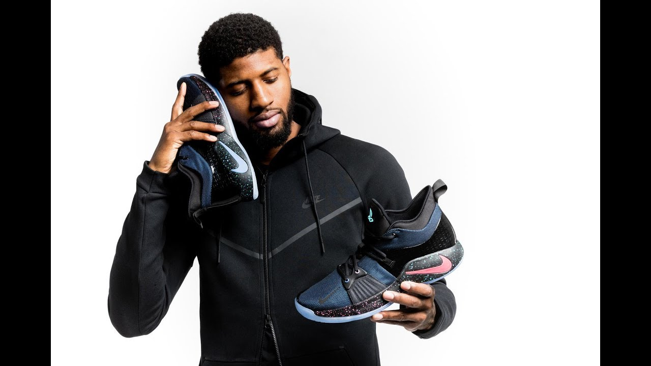 PG2 PlayStation Nike Shoe 2018