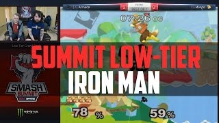 Video Armada's Kirby and Game & Watch @ Smash Summit 4 Low Tier Iron Man download MP3, 3GP, MP4, WEBM, AVI, FLV September 2017