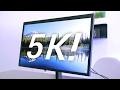 LG UltraFine 5K Review: 15 Million Pixels!
