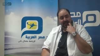 مصر العربية   هيثم عرابي: مرتضى سبني بسبب هذه الصفقة.. وقلت له