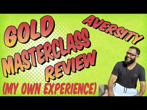 Aversity Gold Masterclass Review 💥 All In One Online Business Program💥Aversity Gold MasterClass