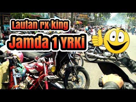 LAUTAN RX KING Jamda YRKI di magelang tgl 25 februari 2018