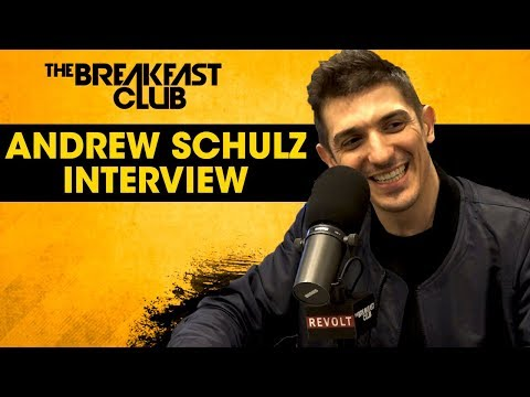 Andrew Schulz Weighs In On Gender Inequality, Pregnancy Porn & Other Touchy Topics