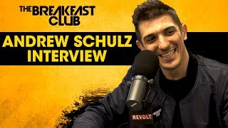 Download Andrew Schulz Weighs In On Gender Inequality, Pregnancy Porn & Other Touchy Topics Mp3 and Videos