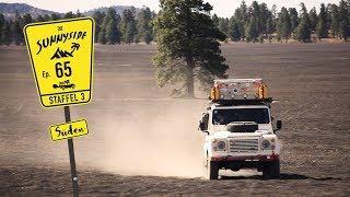 Mit dem Land Rover Defender durch den Westen | Arizona - Utah, USA | REISE-DOKU-VLOG³ N°65