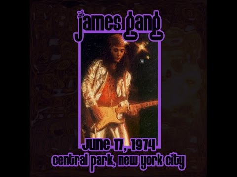 James Gang w/ Tommy Bolin- Schaefer Music Festival, Central Park, NY 6/17/74