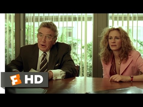 Erin Brockovich 4/10 Movie   I Thought We Were Negotiating Here? 2000 HD