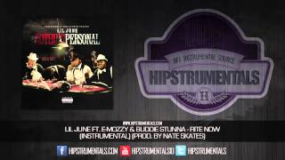 Lil June Ft. E-Mozzy & Buddie Stunna - Rite Now [Instrumental] (Prod. By Nate Skates)