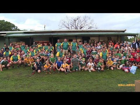 Classic Wallabies: A year in review
