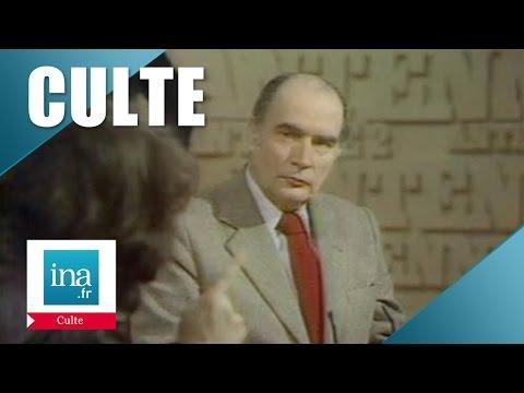 La colère de Daniel Balavoine face à François Mitterrand | Archive INA