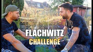 FLACHWITZ CHALLENGE !! (Wasserschlacht) 😱 | Good Life Crew