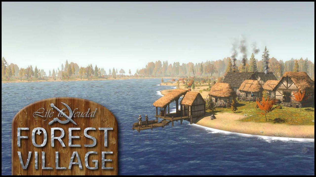 Life is feudal forest village seed карты форумная ролевая игра по мотивам аниме ангельские ритмы