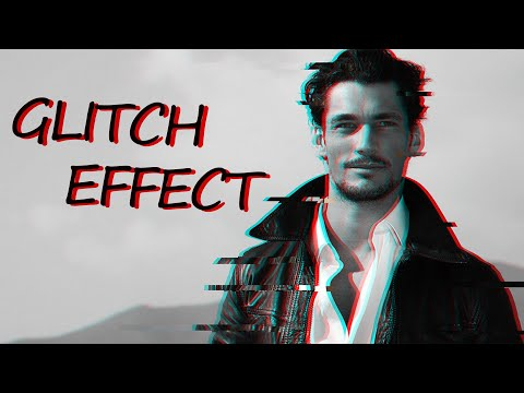 Glitch Effect In Photoshop / Глитч Эффект в Фотошопе