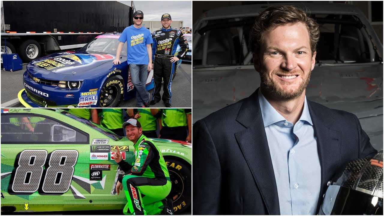 Dale Earnhardt Jr  Net Worth 2018: Wiki, Married, Family, Wedding