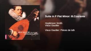 Suite in F Flat Minor: III.Courante