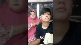 MAULANA ARDIANSYAH LIVE DI FACEBOOK BARENG IBUNYA TERSAYANG