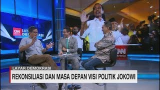 Download Rocky Gerung & Rizal Mallarangeng Bicara Rekonsiliasi dan Visi Politik Jokowi #LayarDemokrasi Mp3 and Videos