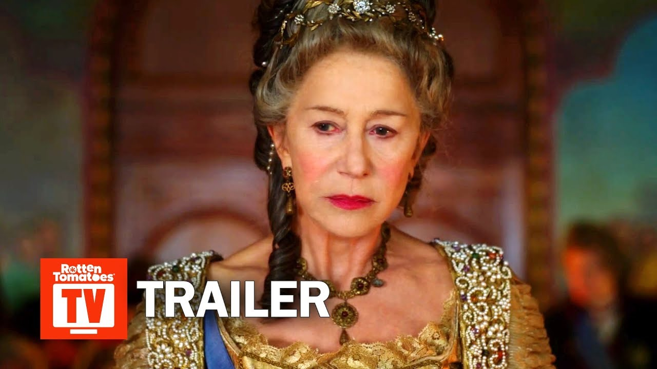 Catherine The Great Limited Series Trailer Rotten Tomatoes Tv Youtube