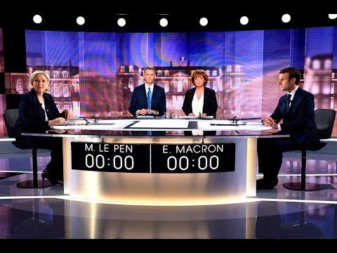 Macron-Le Pen : Les 5 temps forts du débat de l'entre-deux-tours 2017