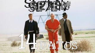 Descubre 14 datos o curiosidades sobre Se7en, dirigida por David Fi...