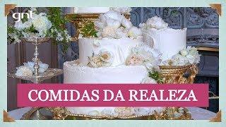 Os quitutes que não podem faltar no cardápio de Meghan & Harry   Casamento Real