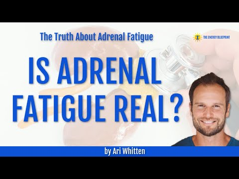 Is Adrenal Fatigue Real? The Ultimate Guide To The Science On Chronic Fatigue And Cortisol